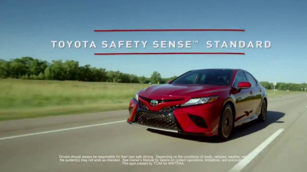 2015 Toyota Camry TV Commercial, Test-Drive - iSpot.tv