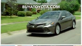 2018 Toyota Camry TV Spot, 'Jaw-Dropping Design' [T1] - Thumbnail 10