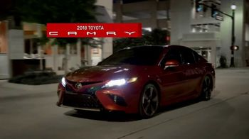 2018 Toyota Camry TV Spot, 'Jaw-Dropping Design' [T1] - Thumbnail 2
