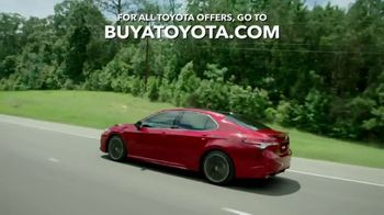 2018 Toyota Camry TV Spot, 'Jaw-Dropping Design' [T1] - Thumbnail 8