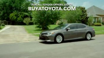 2018 Toyota Camry TV Spot, 'Jaw-Dropping Design' [T1] - Thumbnail 9