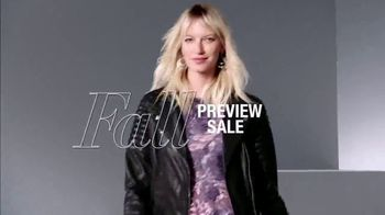 Macy's Fall Preview Sale TV Spot, 'Be the First' - 700 commercial airings