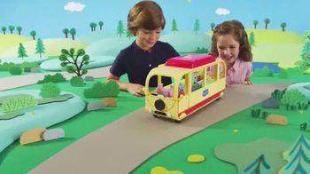 Peppa Pig Camper Van TV Spot, 'Vacation'