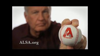 ALS Association TV Spot, 'ALS Registry' Featuring Tommy John - Thumbnail 8