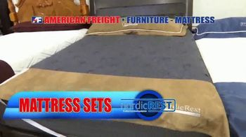 American Freight End of Summer Blowout TV Spot, 'Mattress Sets and Sofas' - Thumbnail 4