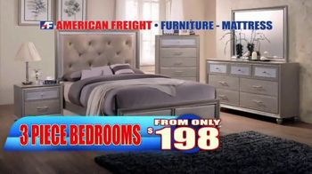 American Freight End of Summer Blowout TV Spot, 'Mattress Sets and Sofas' - Thumbnail 7