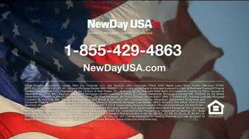 NewDay USA VA Home Loan TV Spot, 'Great News' - Thumbnail 8