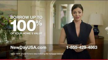 NewDay USA VA Home Loan TV Spot, 'Great News' - Thumbnail 2