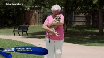 Clear the Shelters TV Spot, 'Find the Perfect Pet' Ft. Jocelyn Lamoureux