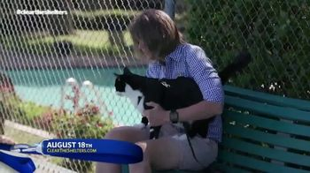 Clear the Shelters TV Spot, 'Find the Perfect Pet' Ft. Jocelyn Lamoureux - Thumbnail 6