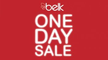 Belk One Day Sale TV Spot, 'Three Day Doorbusters' - Thumbnail 1
