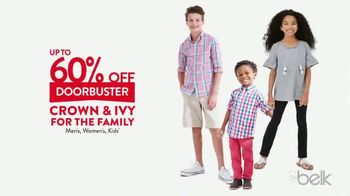 Belk One Day Sale TV Spot, 'Three Day Doorbusters' - Thumbnail 8