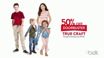 Belk One Day Sale TV Spot, 'Three Day Doorbusters' - Thumbnail 9