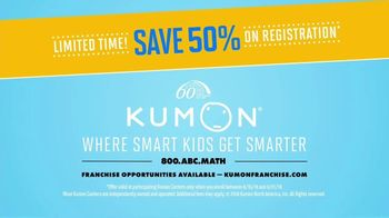 Kumon TV Spot, 'Sharpen Math & Reading Skills' - Thumbnail 7