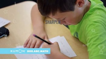 Kumon TV Spot, 'Sharpen Math & Reading Skills' - Thumbnail 3