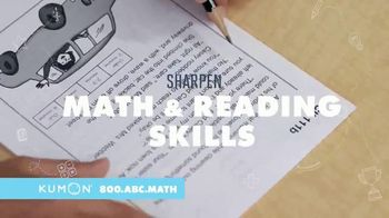 Kumon TV Spot, 'Sharpen Math & Reading Skills' - Thumbnail 4