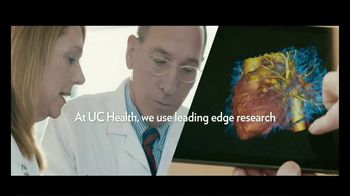 UC Health TV Spot, 'Authors of Breakthroughs'