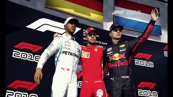 F1 2018 TV Spot, 'Racetrack' Song by Chase & Status - Thumbnail 10