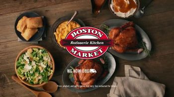 Boston Market Family Meal TV Spot, 'Extra Rotisserie Chicken' - Thumbnail 9