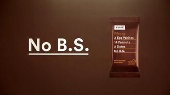 RXBAR Peanut Butter Chocolate TV Spot, 'Famous' Featuring Ice-T