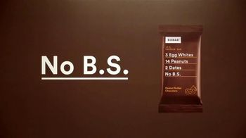 RXBAR Peanut Butter Chocolate TV Spot, 'Famous' Featuring Ice-T - Thumbnail 1