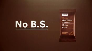 RXBAR Peanut Butter Chocolate TV Spot, 'Famous' Featuring Ice-T - Thumbnail 9