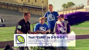 American Football Coaches Association TV Spot, 'Coaches to Cure MD' - Thumbnail 7