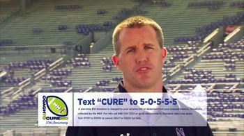 American Football Coaches Association TV Spot, 'Coaches to Cure MD'