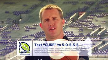 American Football Coaches Association TV Spot, 'Coaches to Cure MD' - Thumbnail 3