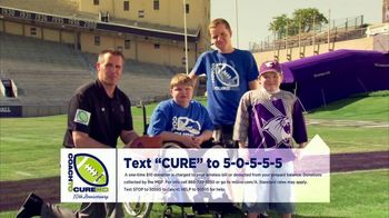 American Football Coaches Association TV Spot, 'Coaches to Cure MD' - Thumbnail 6