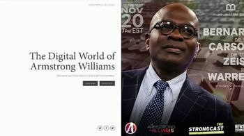 Armstrong Williams TV Spot, 'We Call It Like It Is' - Thumbnail 2