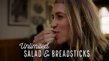 Olive Garden Lunch Duos TV Spot, 'Time for a Better Lunch' - Thumbnail 4