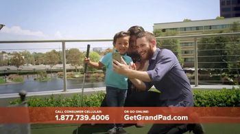 Consumer Cellular GrandPad TV Spot, 'Stay in Touch' - Thumbnail 5