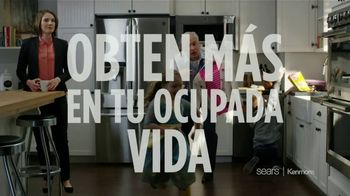 Sears Labor Day Event TV Spot, 'Corre a los ahorros' [Spanish] - Thumbnail 1