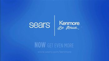 Sears Labor Day Event TV Spot, 'Now Get Even More with Kenmore' - Thumbnail 10