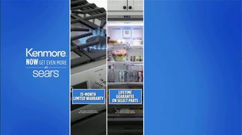Sears Labor Day Event TV Spot, 'Now Get Even More with Kenmore' - Thumbnail 3