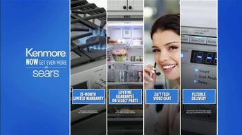 Sears Labor Day Event TV Spot, 'Now Get Even More with Kenmore' - Thumbnail 4