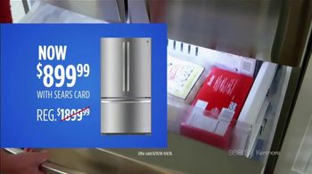 Sears Labor Day Event TV Spot, 'Now Get Even More with Kenmore' - Thumbnail 8