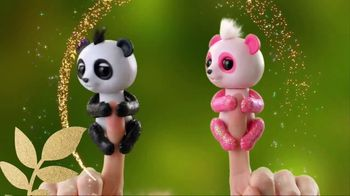 Fingerlings Baby Pandas TV Spot, 'So Cute It's Panda-Monium' - Thumbnail 8