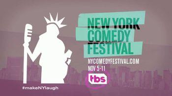 2018 New York Comedy Festival TV Spot, 'TBS: 200 Comedians' - Thumbnail 10