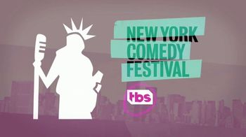 2018 New York Comedy Festival TV Spot, 'TBS: 200 Comedians' - Thumbnail 2