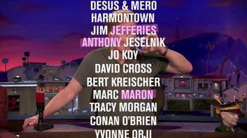 2018 New York Comedy Festival TV Spot, 'TBS: 200 Comedians' - Thumbnail 7