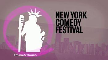 2018 New York Comedy Festival TV Spot, 'TBS: 200 Comedians' - Thumbnail 9