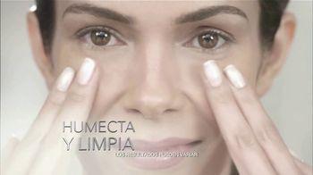 Teatrical Células Madre Desmaquillante TV Spot, 'Humecta' [Spanish] - Thumbnail 8