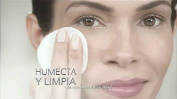Teatrical Células Madre Desmaquillante TV Spot, 'Humecta' [Spanish] - Thumbnail 9