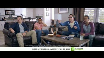 DraftKings Sportsbook TV Spot, 'High Five: Relax' - Thumbnail 1