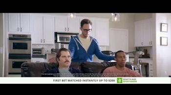 DraftKings Sportsbook TV Spot, 'High Five: Relax' - Thumbnail 3