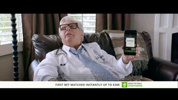 DraftKings Sportsbook TV Spot, 'High Five: Relax' - Thumbnail 7