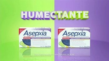 Asepxia Softening With Hydro-Force TV Spot, 'Extracto de pepino' [Spanish]