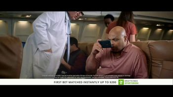 DraftKings Sportsbook TV Spot, 'Something's Wrong: Commercials' - Thumbnail 1